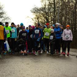 Vana-aasta jooks ja maraton - Age Jakobson (46), Ahto Jakson (47), Kairit Kaasik (58), Avo Kirsipuu (77)