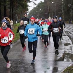 Vana-aasta jooks ja maraton - Jüri Sakkeus (191), Armin Soosalu (204)