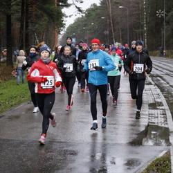 Vana-aasta jooks ja maraton - Kristina Mahoni (125), Jüri Sakkeus (191), Armin Soosalu (204)