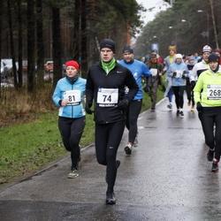 Vana-aasta jooks ja maraton - Jarno Kilmi (74), Anni Konsap (81)
