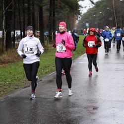Vana-aasta jooks ja maraton - Anna-Liisa Karu (70), Annika Mets (130)