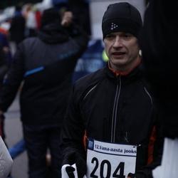 Vana-aasta jooks ja maraton - Armin Soosalu (204)
