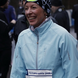 Vana-aasta jooks ja maraton - Annika Veimer (251)
