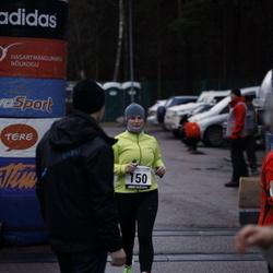 Vana-aasta jooks ja maraton - Annika Ole (150)