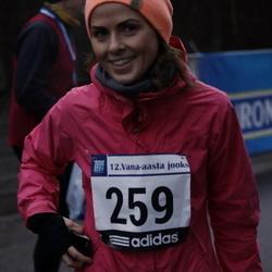Vana-aasta jooks ja maraton - Anna Maria Võsu (259)
