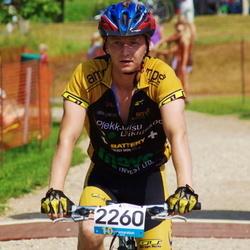 10. Elva rattamaraton - Arne Kaasik (2260)