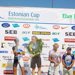 10. Elva rattamaraton - Raido Kodanipork (1), Caspar Austa (11)