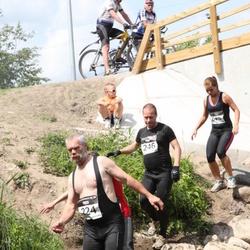 Kõva Mehe Jooks - Aare Tinn (224), Martin Rosenberg (246)