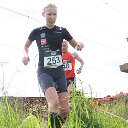 Kõva Mehe Jooks - Annika Rihma (253)