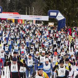 31. Viru Maraton - Magnus Krusemann (33), Oliver Mändla (37), Artur Rauk (48), Lauri Malsroos (50), Roland Toome (63), Ain Kilk (70), Jevgeni Voloshin (80), Avo Siilak (85), Raul Maripuu (94), Jaak Väärsi (191)