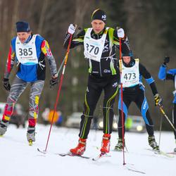 31. Viru Maraton - Kaupo Koplus (370), Aare Kiik (385)