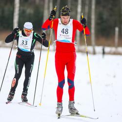 31. Viru Maraton - Magnus Krusemann (33), Artur Rauk (48)