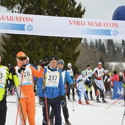 31. Viru Maraton - Ago Käis (237), Jaak Kanniste (328)