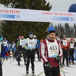 31. Viru Maraton - Arthur Raichmann (433), Jaanus Treilmann (502)