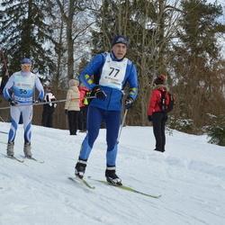 31. Viru Maraton - Kaarel Toss (56), Arno Anton (77)
