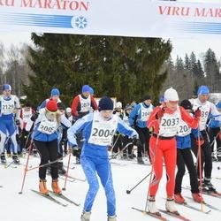 31. Viru Maraton - Merilin Jürisaar (2004), Anna Metsger (2033)