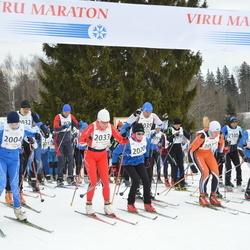 31. Viru Maraton - Merilin Jürisaar (2004), Maria Bondarchuk (2020), Anna Metsger (2033)