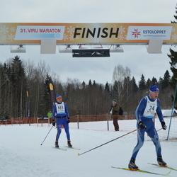 31. Viru Maraton - Ago Veilberg (24), Kaido Pesor (161)
