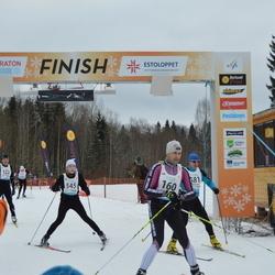 31. Viru Maraton - Jaanus Tiisvend (160), Braian Jullinen (545)