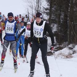 17. Tamsalu - Neeruti Maraton - Aare Kiik (308), Indrek Reitsak (355)