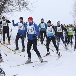17. Tamsalu - Neeruti Maraton - Helar Kriisa (373), Illar Kukk (433), Tarmo Klaus (452), Ago Käis (460), Avo Vapper (559), Raini Valgma (585)