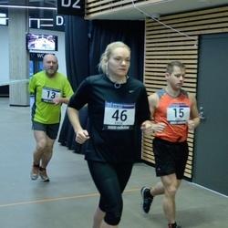 I Tondiraba Sisemaraton - Aimar Liiver (15), Karin Täär (46)