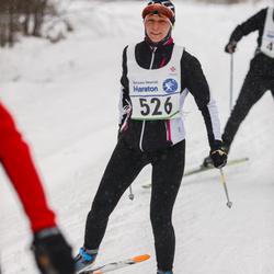 17. Tamsalu - Neeruti Maraton - Annika Reinula (526)
