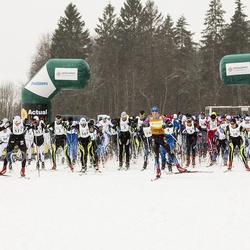 17. Tamsalu - Neeruti Maraton - Morten Priks (2), Martin Nassar (3), Andre Mets (5), Andres Juursalu (8), Madis Vaikmaa (569), Kein Einaste (571)