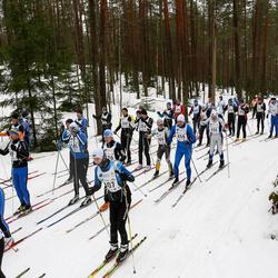17. Alutaguse Maraton - Marten Kuusmann (407), Anatoly Efimov (409), Urmas Virkebau (455), Jaanus Urb (458)