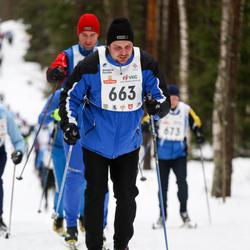17. Alutaguse Maraton - Andre Luman (663)