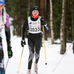 17. Alutaguse Maraton - Anni Jalakas (2023)