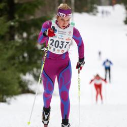 17. Alutaguse Maraton - Birgitta Vinkka (2037)