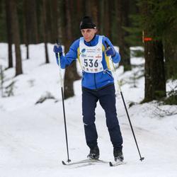 17. Alutaguse Maraton - Ago Käis (536)