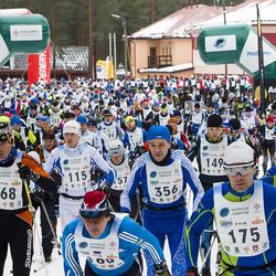 17. Alutaguse Maraton - Erko Virgepuu (115), Rainer Tops (149), Kalev Vunk (168), Tarvi Viik (175), Priit Rooden (356)