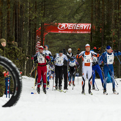 17. Alutaguse Maraton - Igor Flavyanov (28), Raido Notton (43), Ago Veilberg (44), Karel Toss (62)