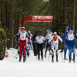 17. Alutaguse Maraton - Igor Flavyanov (28), Ago Veilberg (44)