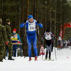 17. Alutaguse Maraton - Tarmo Neemela (38), Priit Rooden (356)