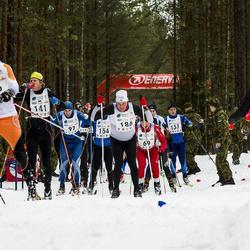 17. Alutaguse Maraton - Arno Anton (137), Tarmo Karama (186)