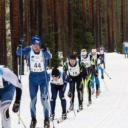 17. Alutaguse Maraton - Aimar Hussar (16), Ago Veilberg (44)