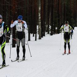17. Alutaguse Maraton - Erkki Hummal (145), Andre Pukk (174)