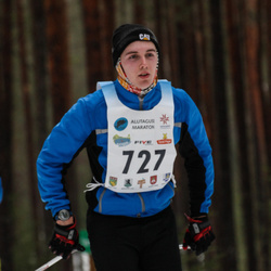 17. Alutaguse Maraton - Arno Peever (727)