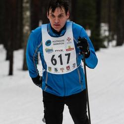 17. Alutaguse Maraton - Ago Bachmann (617)