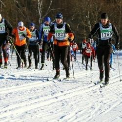43. Tartu Maraton - Andres Kaju (1269), Bert Lõuke (1822)