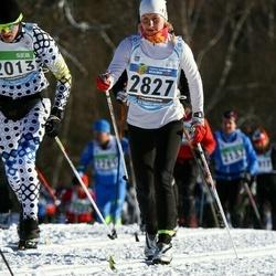 43. Tartu Maraton - Annika Vaiksaar (2827)