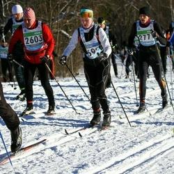43. Tartu Maraton - Reino Rass (2603), Ann-Louise Engström (3568)