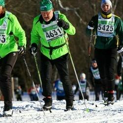 43. Tartu Maraton - Erkki Törmänen (4631), Kaarel Sild (5425)