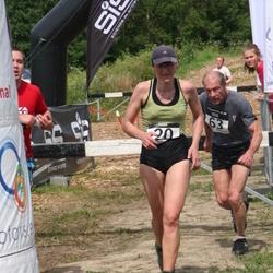 Kõva Mehe Jooks - Maili Antons (20), Aarne Kell (63)