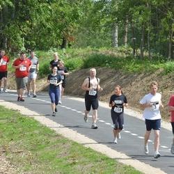 Kõva Mehe Jooks - Astrit Mägi (131), Margit Peebo (158), Aare Tinn (224)