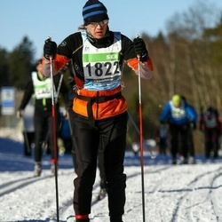 43. Tartu Maraton - Bert Lõuke (1822)