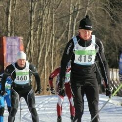43. Tartu Maraton - Villu Klesmann (415), Aare Kuuseoks (460)